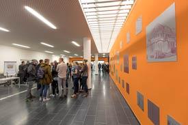 Abteilung in Köln der HSPV-NRW