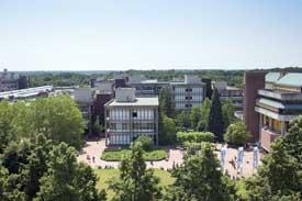 Campus der HHU Düsseldorf