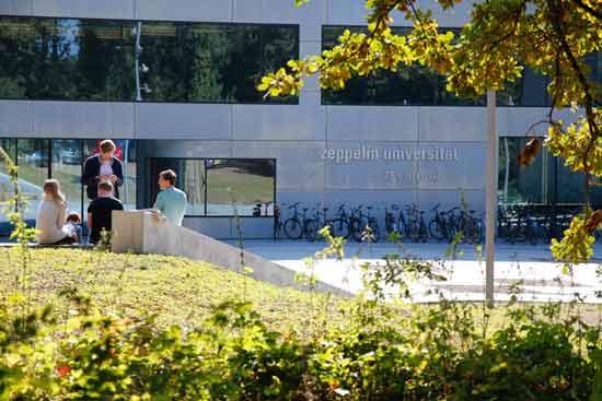 Der ZF Campus der ZU