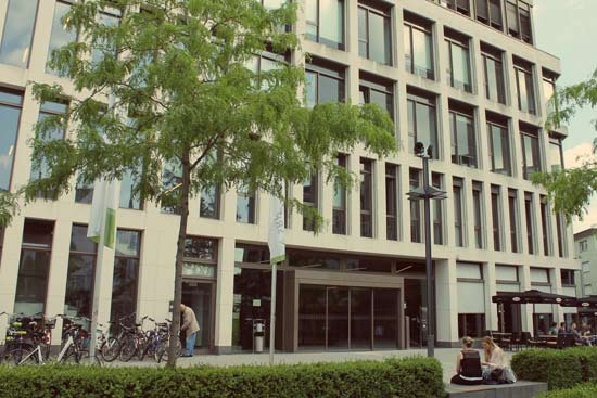 Gebäude in Hamm