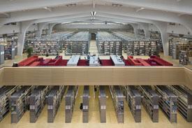Bibliothek - Hochschule Düsseldorf