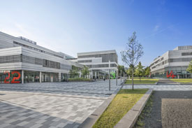 Campus der Hochschule Düsseldorf