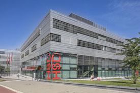 Hauptgebäude - Hochschule Düsseldorf