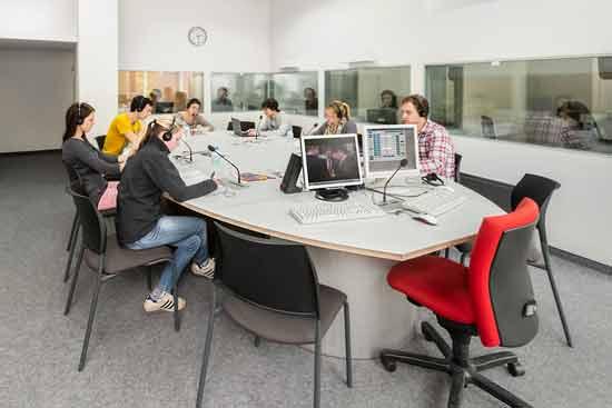 Ein Seminar an der SDI München