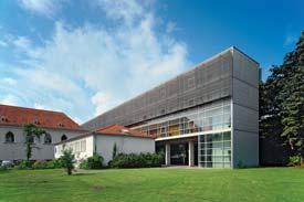 Neubau, Bibliothek und Fakultätsgebäude der Wirtschaftswissenschaftlichen Fakultät der Katholischen Universität Eichstätt-Ingolstadt