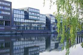 Das Gebäude der HFH