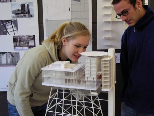 Architektur an der fh erfurt studis online for Architektur studieren info