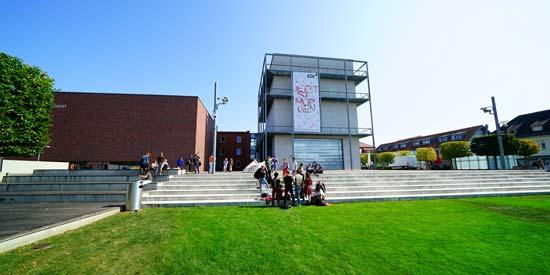 Semesterstart an der Akademie für Darstellende Kunst Baden-Württemberg