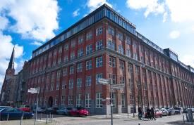 Gebäude der Dekra Hochschule