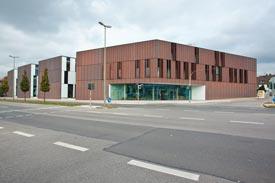 Campus Bottrop der Hochschule Ruhr West