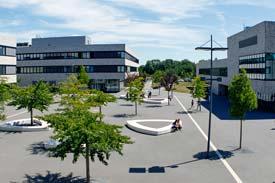 Das Logo der Hochschule am Campus Hamm