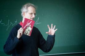 Vorlesung Niederdeutsch an der Uni Flensburg