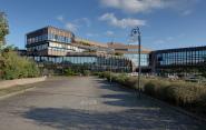 Gebäude der Hochschule der Bundesagentur für Arbeit in Mannheim