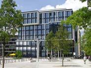 Außenansicht des Gebäude der BSP Berlin – Campus Hamburg