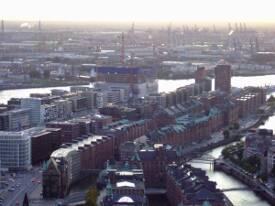 Hafencity Hamburg, Standort der Hochschule