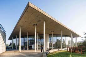 Audimax - Hochschule Flensburg