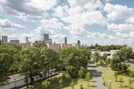 Campus Uni Frankfurt a. M.
