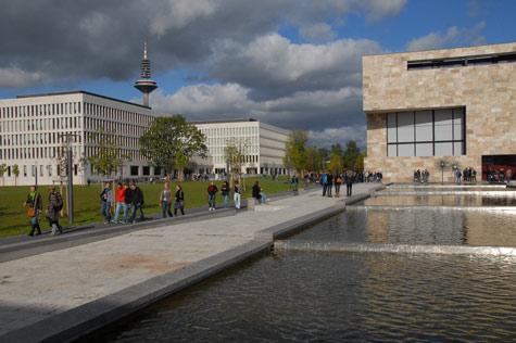 Universität Frankfurt Studiengänge