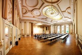 Konzertsaal der MSB Berlin