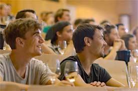 Studierende an der Hochschule Geisenheim