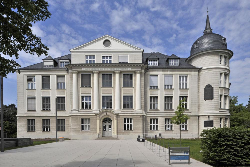 Studiengänge Fu Berlin