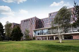 Campus der Frankfurt School of Finance & Management