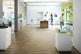 Foyer der ecosign / Akademie für Gestaltung