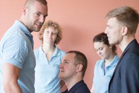 Physiotherapie Praxis