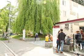 Haus 1 der Katholischen Hochschule Freiburg