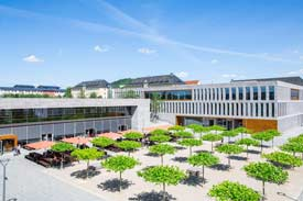 Mensa und Bibliothek - Hochschule Fulda