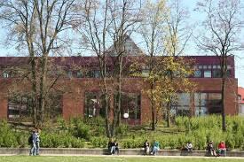 Die Mensa des Karlsruher Instituts für Technologie.