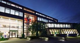 Gebäude der FOM in Essen