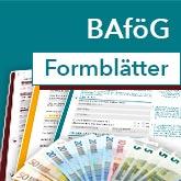 BAföG Formblätter zur Beantragung von Geld für ein Studium