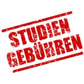"""Stempel """"Studiengebühren"""""""