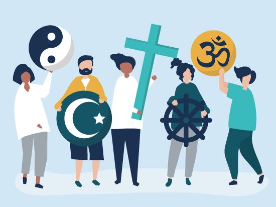 Religionen und Ihre Besonderheiten