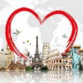 Beliebte Länder für studentische Auslandsaufenthalte