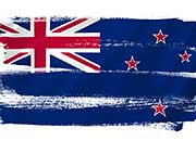 Flagge von Neuseeland