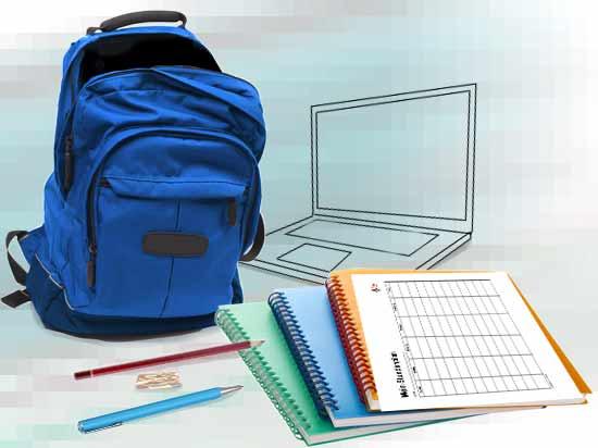Survivalkit für das Studium: Rucksack, Stift, Ringblock. Und Computer?